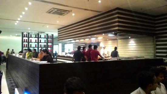 Sigree Picture Of Sigree Global Grill Chennai Madras Tripadvisor
