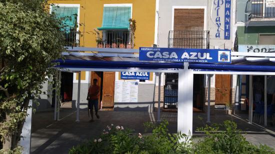 Restaurant Casa Azul