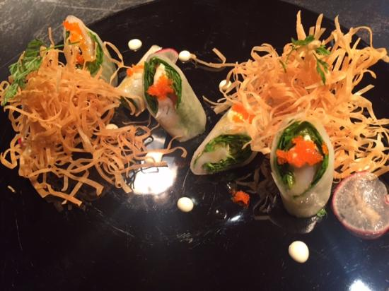 vietnamese spring rolls - rich in flavour, a must try