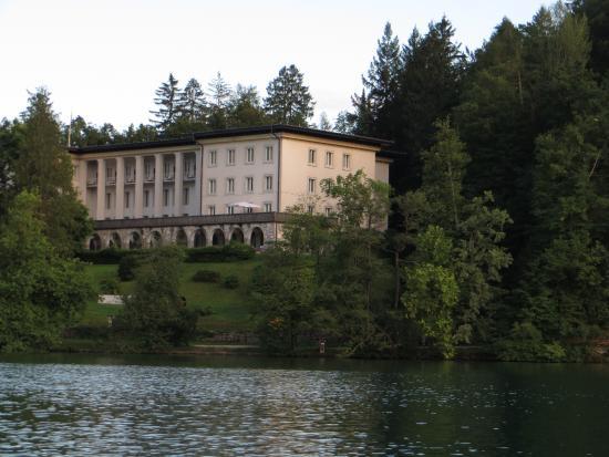 Vila Bled: отель Вилла Блед