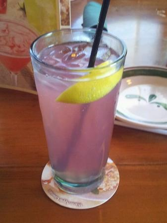 Raspberry Lemonade Awesome Picture Of Olive Garden San Antonio Tripadvisor