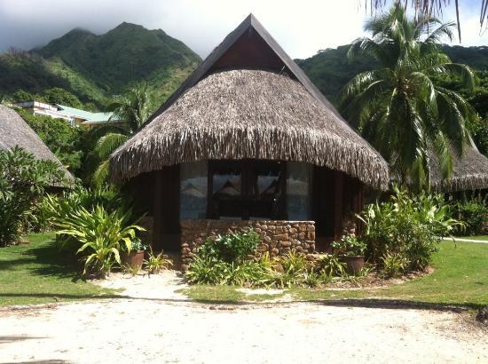 Our Garden Bungalow Picture Of Sofitel Moorea Ia Ora Beach