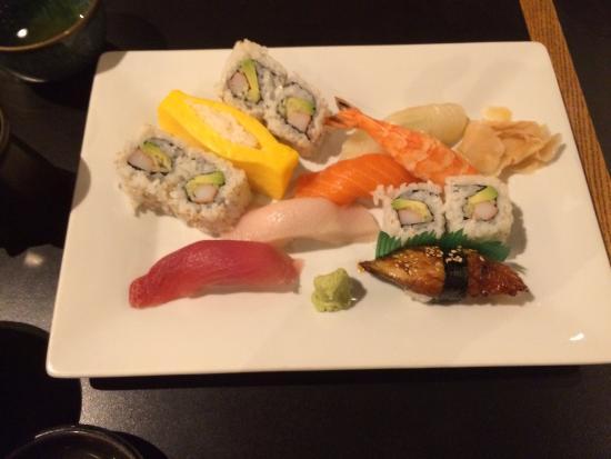 本物の握り寿司