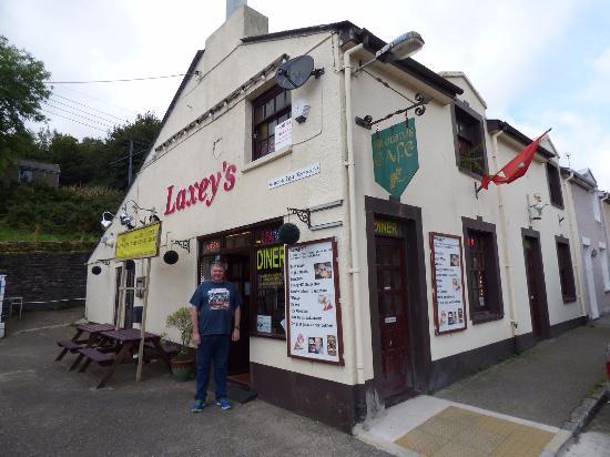 Entrance foto de laxey 39 s diner laxey tripadvisor for 164 the terrace wellington