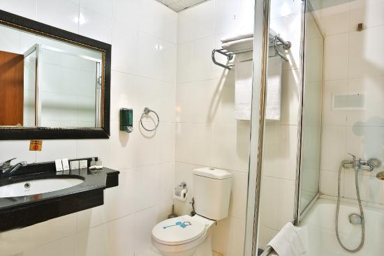 Malabadi Beyazit Hotel: banyo