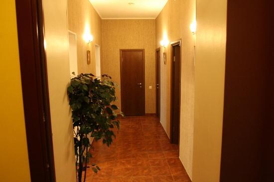 Columb Hotel: Холл отеля