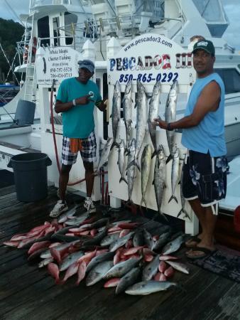 Charter fishing in destin pescador iii all you need to for Charter fishing destin