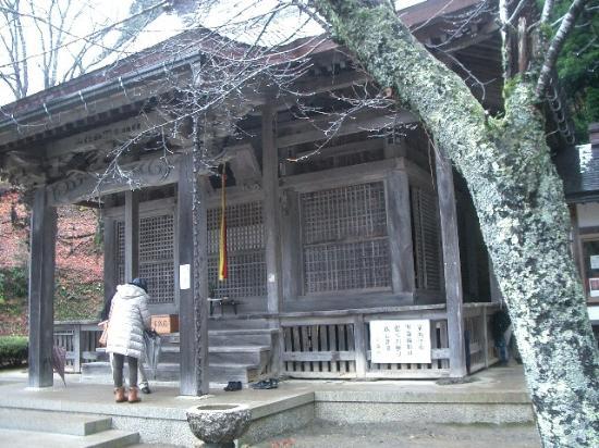 Shakudoji Temple: 山里にひっそり