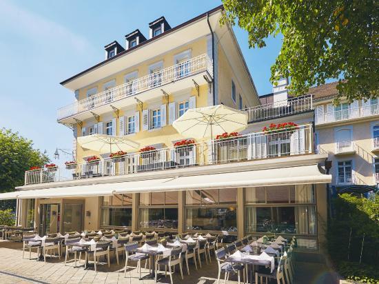 Restaurant Schützen: Schützen Terrasse Restaurant