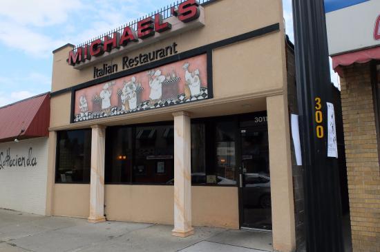 Michael S Italian Restaurant Niagara Falls