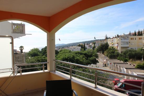 Apartments Komazin: Great view from Balcony