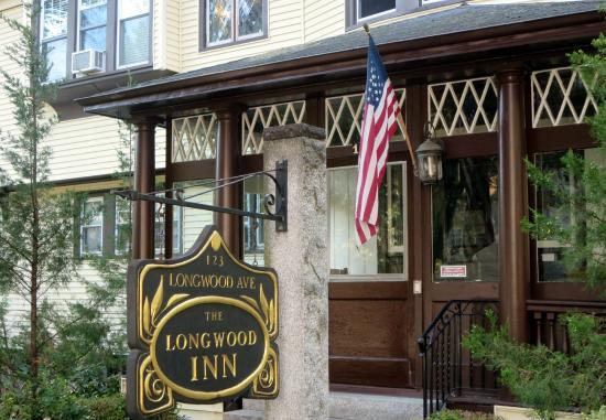 longwood inn brookline boston picture of longwood inn. Black Bedroom Furniture Sets. Home Design Ideas