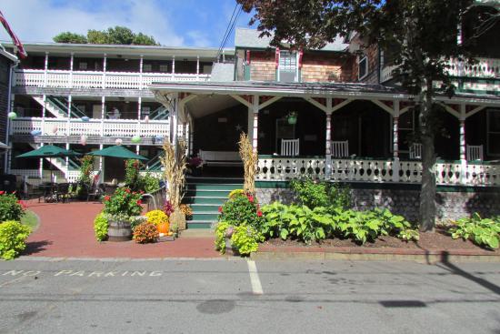 The Pequot Hotel