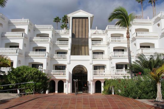 Guayarmina Princess Hotel: Beach Exit - Guayarmina Princess