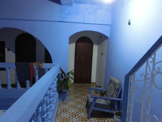 Hotel Mauritania: ホテル内
