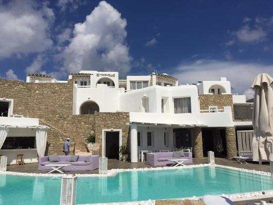 Rocabella Mykonos Hotel U0026 SPA: Rocabella Mykonos Art Hotel
