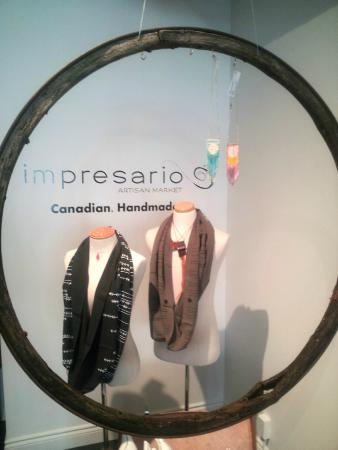 Canadian Designers and Crafters at Impresario Port Hope