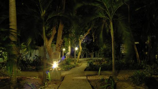 Wegbeleuchtung Bei Nacht Picture Of Samet Ville Resort