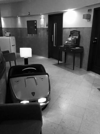Pao de Acucar Hotel: Hallway