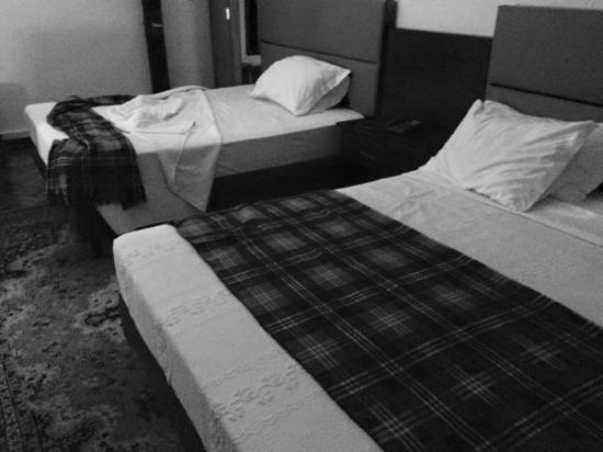Pao de Acucar Hotel: Bedroom
