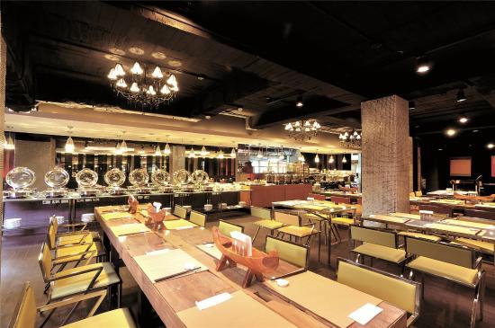 Hotel Les Champs (Hualien): 餐廳