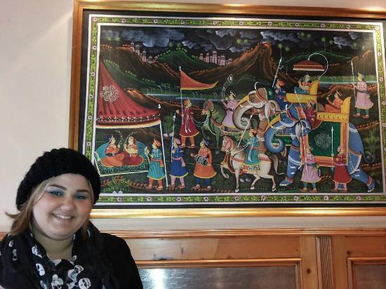 Restaurant Ganesha : frame nice
