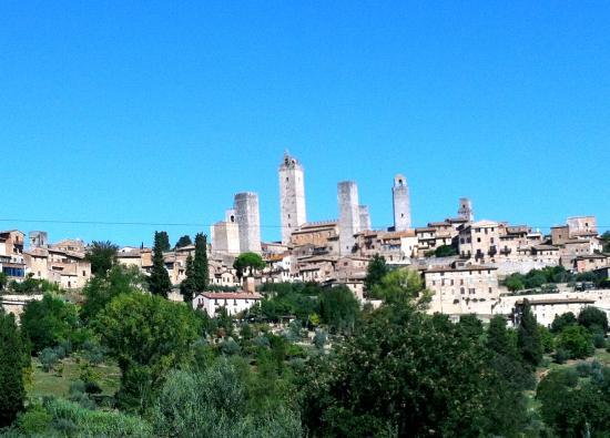 B&B Ponte a Nappo: Splendid scenery