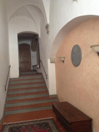 B&B Ponte a Nappo: Well restored, squeeky clean