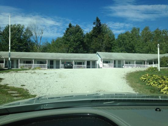 Yardarm Motel: hotel
