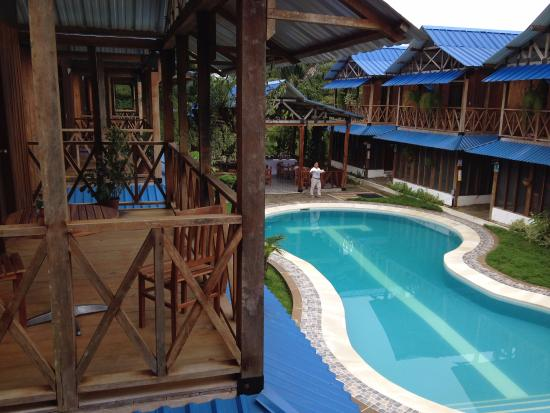 Hotel Utüane : Utuane Hotel View