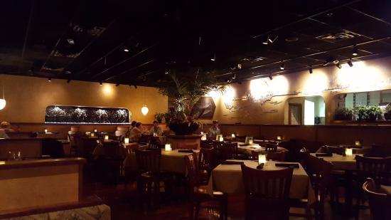 Inside picture of bonefish grill fort lauderdale for Fish restaurant fort lauderdale