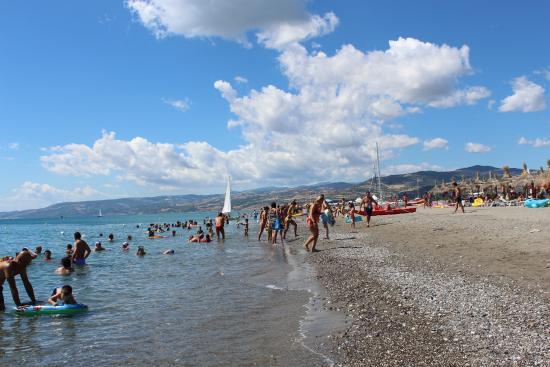 Spiaggia picture of villaggio giardini d 39 oriente nova siri tripadvisor - Villaggio club giardini d oriente ...