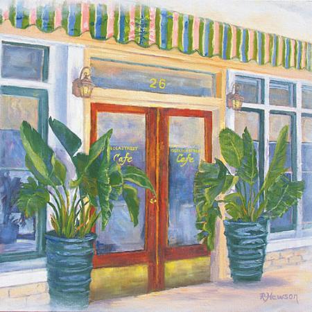 Osceola St Cafe Stuart Fl