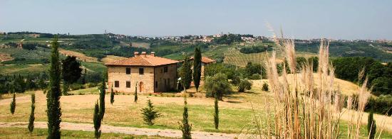 Montespertoli, Italien: I quadrilocali del residence