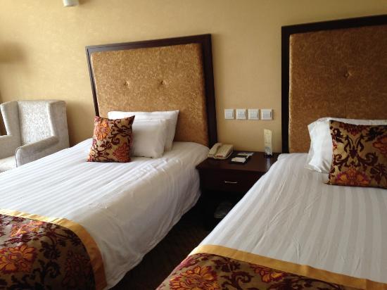 Kaiyuan Lhasa Hotel Vip Building: ホテルの部屋