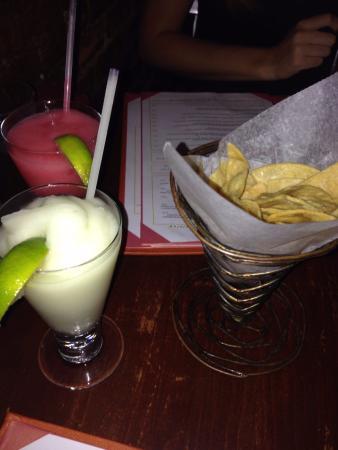 Cantina: Margaritas