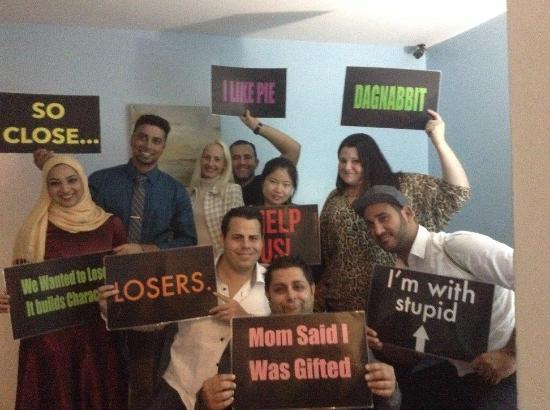 Escape The Apartment - Picture of Escape The Room NYC Downtown, New ...