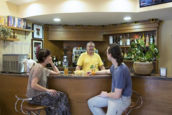 Hotel Fior di Loto: il bar