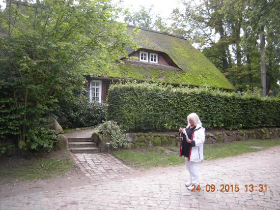 Gasthaus Zum Heidemuseum: Schlafbereich des Hotels Zum Heidemuseum