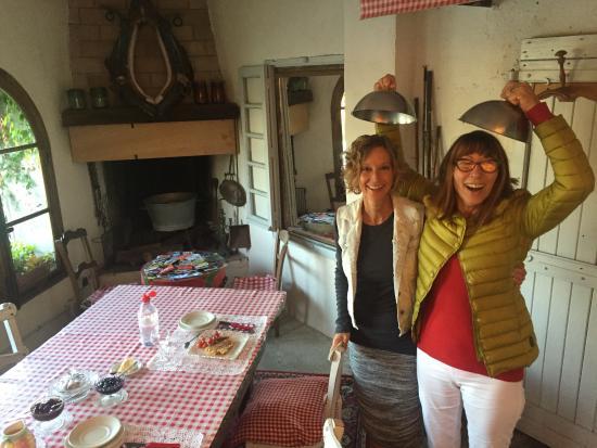 Riverside-Home-Cottage: Breakfast voila!