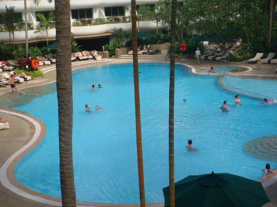 Shangri La Gardens Picture Of Shangri La Hotel Singapore Singapore Tripadvisor