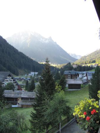 Hotel Alpenrose: schöne Aussichten  auf die Umgebung