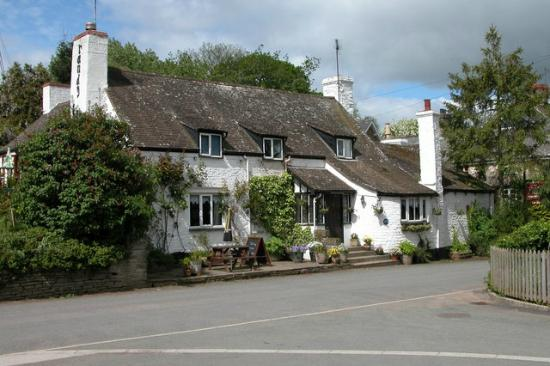 Dorstone, UK: The Pandy Inn