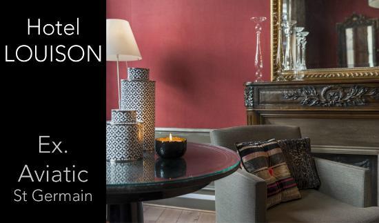 Louison Hotel: Hotel LOUISON - Ex Aviatic Saint Germain
