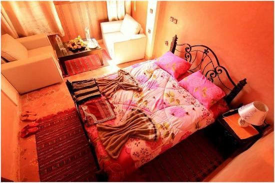 Hotel Etoil Du Toubkal : chambre double