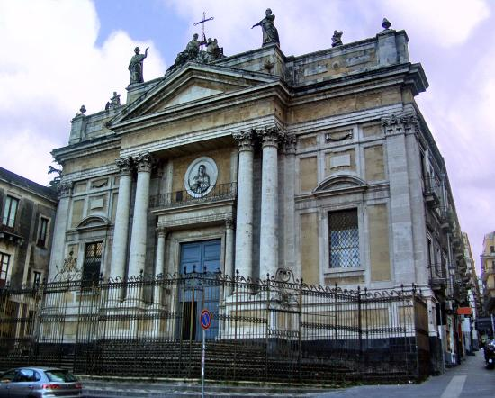 Saint Biagio Church - Sant'Agata alla Fornace