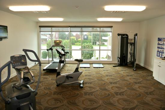 Kelowna Inn & Suites: Fitness Centre