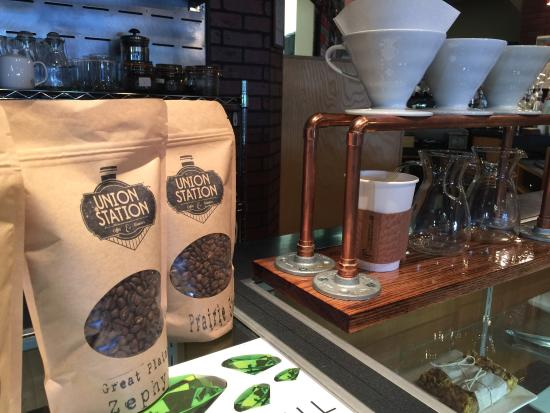 The Brew Bar: Union Station Coffee & Roasterie