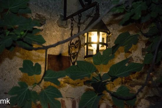 Chambres d'Hotes le Vieux Mas: Notre diable à l'accueil