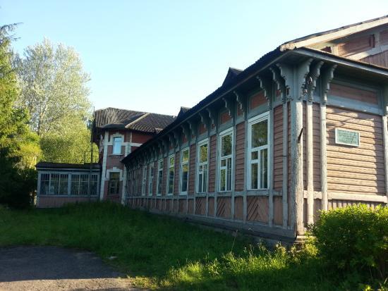 Manuylovo, Russland: Усадьба в Мануйлово